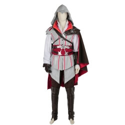 Quality Assassin's Creed 2 Cosplay Costume