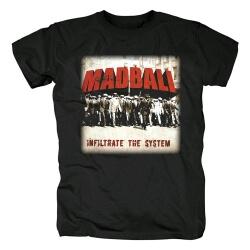 Madball Band Tees Punk Rock T-Shirt