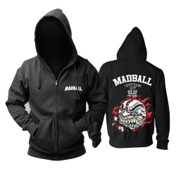 Madball Hoodie Hard Rock Metal Punk Rock Band Sweat Shirt