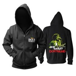 Marley Bob Hooded Sweatshirts Rock Hoodie