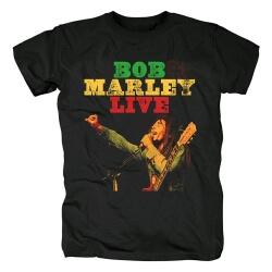 Marley Bob Live Forever Tee Shirts T-Shirt