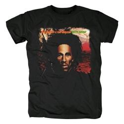 Marley Bob Natty Dread Tee Shirts T-Shirt