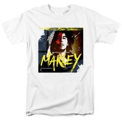 Marley Bob Reggae Tees T-Shirt