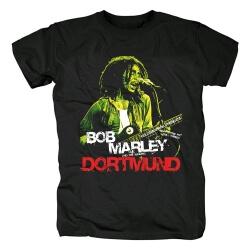 Marley Bob T-Shirt Rock Graphic Tees