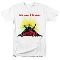 Marley Bob Uprising T-Shirt Graphic Tees