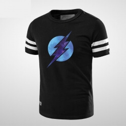 Marvel Flash Logo T Shirt for Women