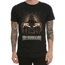 Meshuggah Band Rock Tee Shirt