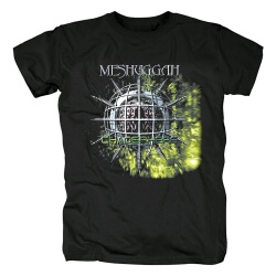 Meshuggah Tee Shirts Metal Rock T-Shirt