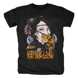 Metal Graphic Tees Bring Me The Horizon Bmth T-Shirt