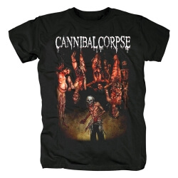 Metal Punk Rock Graphic Tees Personalised Cannibal Corpse T-Shirt