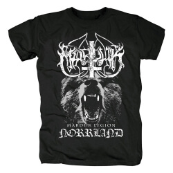 Metal Punk Rock Tees Marduk T-Shirt