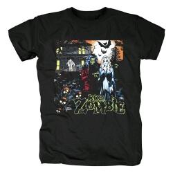 Metal Rock Band Tees Cool Rob Zombie T-Shirt