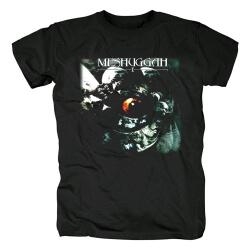 Metal Rock Graphic Tees Personalised Meshuggah T-Shirt