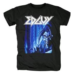 Metal Rock Graphic Tees Vintage Edguy Band Mandrake T-Shirt