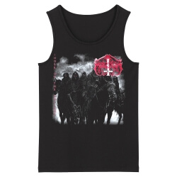 Metal Rock Sleeveless Graphic Tees Best Marduk Tank Tops