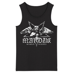 Metal Rock Sleeveless Tees Marduk Tank Tops