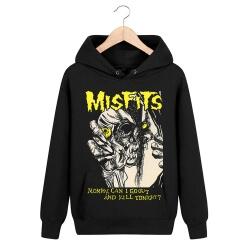 Misfits Hoodie Hard Rock Punk Rock Band Sweat Shirt