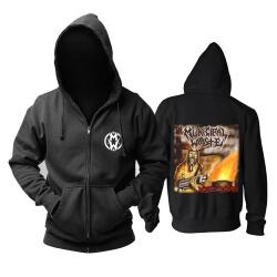 Municipal Waste Hooded Sweatshirts Metal Rock Hoodie