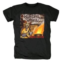 Municipal Waste T-Shirt Metal Rock Graphic Tees