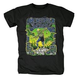 Municipal Waste T-Shirt Metal Rock Shirts