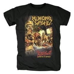 Municipal Waste Tshirts Metal Rock T-Shirt