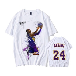 NBA Kobe Black Mamba T Shirt