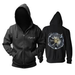Nightwish The Crow, The Owl And The Dove Hooded Sweatshirts Finland Metal Music Hoodie