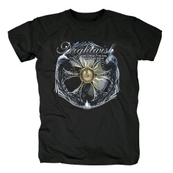 Nightwish The Crow The Owl And The Dove T-Shirt Finland Metal Shirts