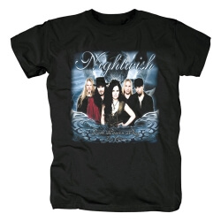 Nightwish Tshirts Finland Metal T-Shirt