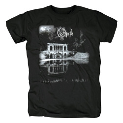 Opeth Band Tees Sweden Hard Rock Black Metal T-Shirt
