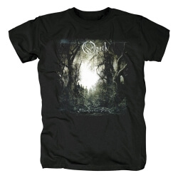 Opeth Tee Shirts Sweden Hard Rock Black Metal Band T-Shirt