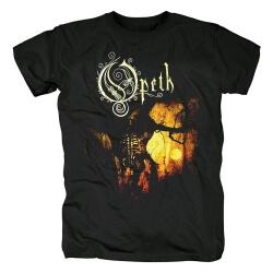 Opeth Tshirts Sweden Black Metal Band T-Shirt