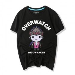 Overwatch Cartoon Widowmaker Tees