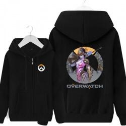 Overwatch Character Hoodies Blizzard Zip Up Sweatshirt