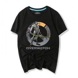 Overwatch Characters Genji Tee Shirt