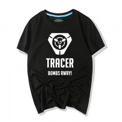 Overwatch Characters Tracer Bombs Away T Shirts