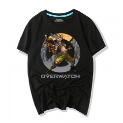 Overwatch Game T Shirts Junkrat Shirts