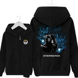 Overwatch Hanzo Sweatshirt Mens Black Hoody
