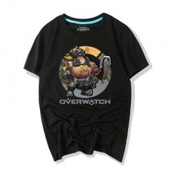 Overwatch Heroes Roadhog T Shirt