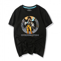 Overwatch Heroes Tracer Tshirts