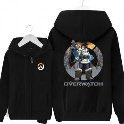 Overwatch Mei Sweatshirt Men Black Sweater