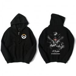 Overwatch OW Reaper Sweatshirt Men Black Sweater
