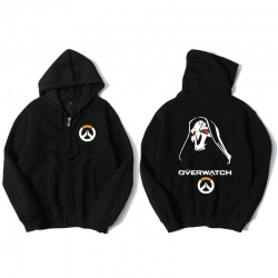 Overwatch Reaper Clothes Mens Black Hoody