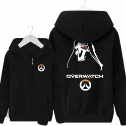 Overwatch Reaper Hoody For Men Black Hoodie