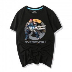 Overwatch Zarya Tshirt Zarya Merch