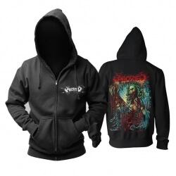 Personalised Aborted Hoodie Belgium Metal Rock Sweatshirts