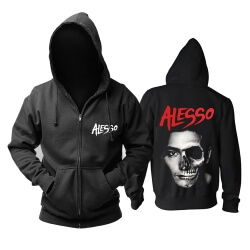 Personalised Alesso Hooded Sweatshirts Music Hoodie