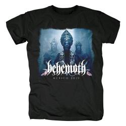 Personalised Behemoth Tee Shirts Black Metal Band T-Shirt