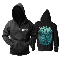 Personalised The Browning Hoody Us Metal Music Band Hoodie