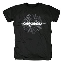 Personalised Carcass T-Shirt Uk Hard Rock Metal Band Shirts